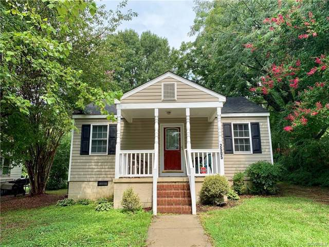 2505 Maple Street, Hopewell, VA 23860 (MLS #1927352) :: HergGroup Richmond-Metro
