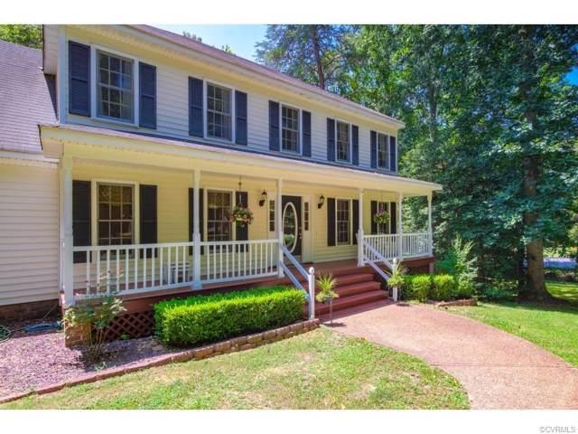 2701 Sherwood Ridge Terrace, Powhatan, VA 23139 (#1927379) :: Abbitt Realty Co.