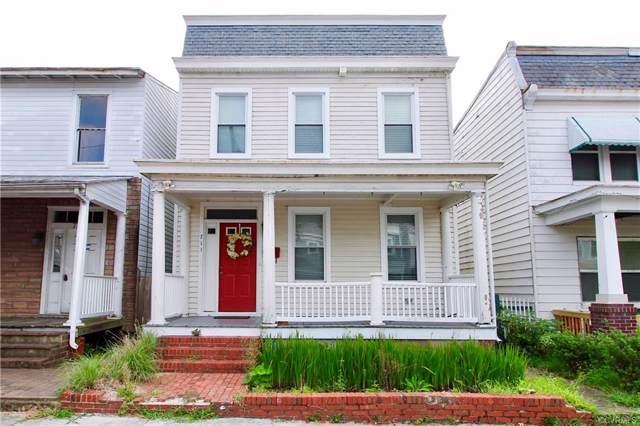711 N 33rd Street, Richmond, VA 23223 (MLS #1927388) :: The RVA Group Realty