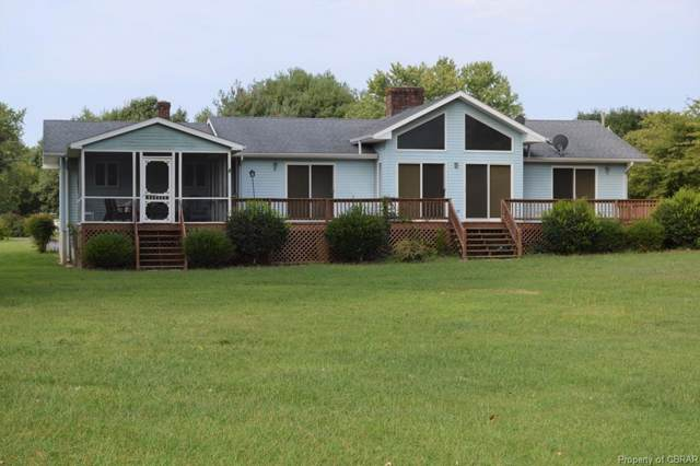 270 E Harbor Drive, Reedville, VA 22539 (MLS #1927391) :: Small & Associates