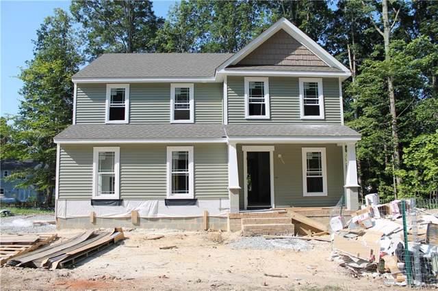 9807 Adkins Village Lane, Chesterfield, VA 23236 (MLS #1927402) :: The RVA Group Realty