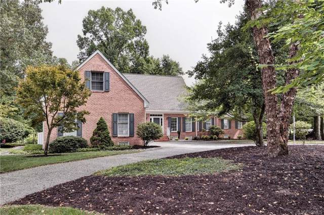 100 Pinehurst, Williamsburg, VA 23188 (MLS #1927406) :: The RVA Group Realty
