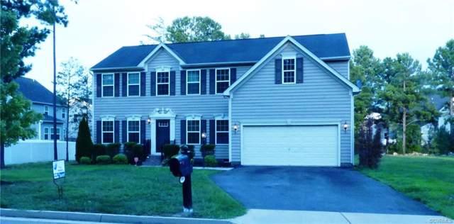 5400 Brandon Bluff Way, Richmond, VA 23223 (MLS #1927465) :: Small & Associates