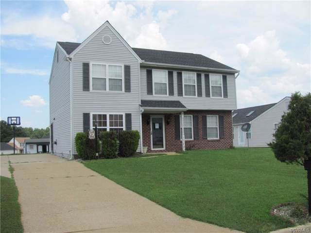 1708 Almond Creek Place, Henrico, VA 23231 (MLS #1927481) :: EXIT First Realty