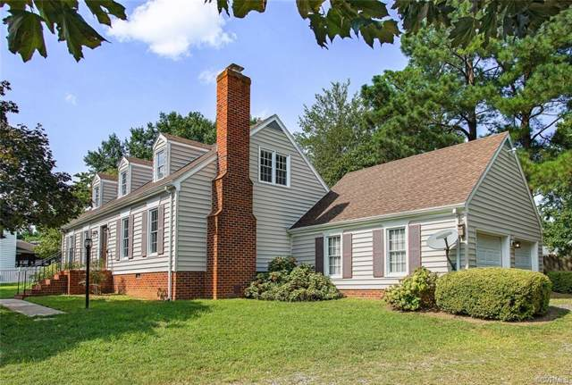 7064 Sunnyhill Drive, Hanover, VA 23111 (MLS #1927490) :: EXIT First Realty