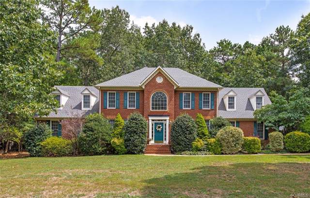 11219 Walkmill Reach Trail, Chesterfield, VA 23832 (MLS #1927492) :: Small & Associates