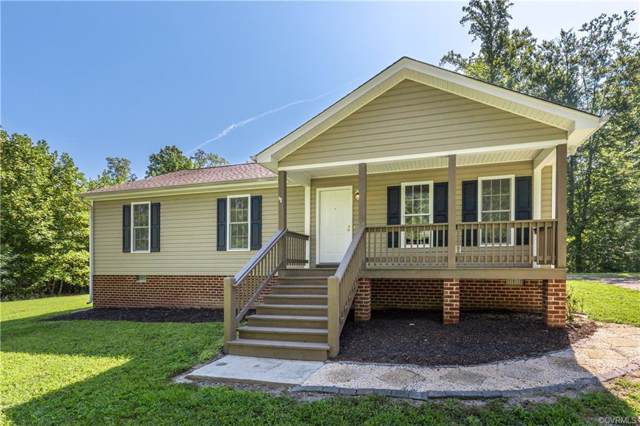 5302 Dorrell Road, Aylett, VA 23009 (MLS #1927510) :: The RVA Group Realty