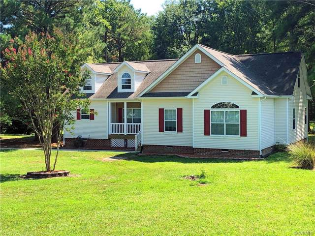 4421 Centralia Road, Chester, VA 23831 (MLS #1927524) :: Small & Associates