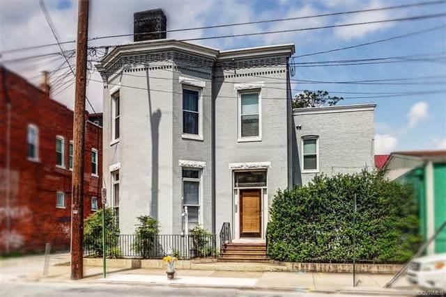 420 N 1st Street, Richmond, VA 23219 (MLS #1927538) :: Small & Associates