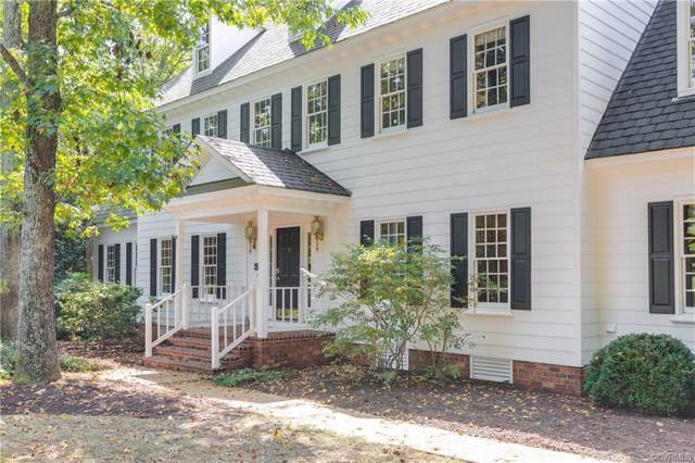 2710 Aylesford Drive, Midlothian, VA 23113 (MLS #1927574) :: The RVA Group Realty