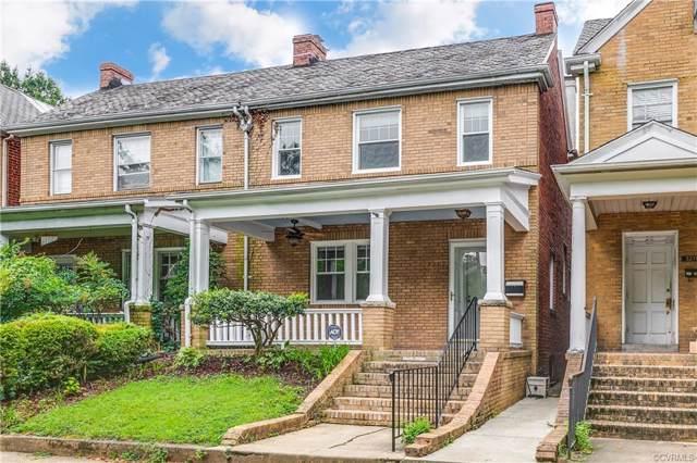 3209 W Grace Street, Richmond, VA 23221 (MLS #1927585) :: Small & Associates