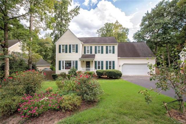 11307 Eastcliff Drive, Chesterfield, VA 23236 (MLS #1927665) :: The RVA Group Realty