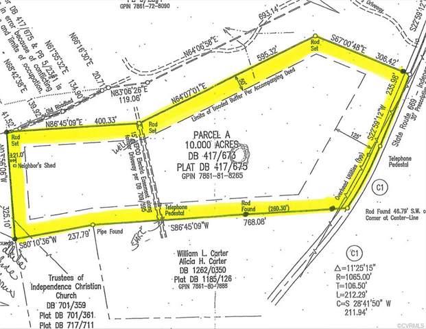 Rt. 669 Independence Road, Ashland, VA 23005 (#1927702) :: Abbitt Realty Co.