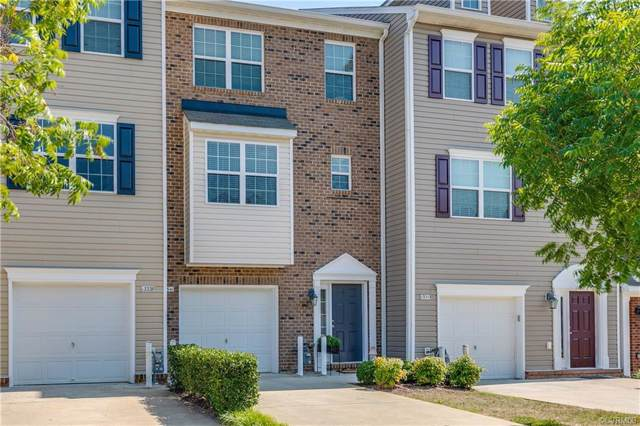 13341 Diamond Ridge Drive, Midlothian, VA 23112 (MLS #1927719) :: The RVA Group Realty