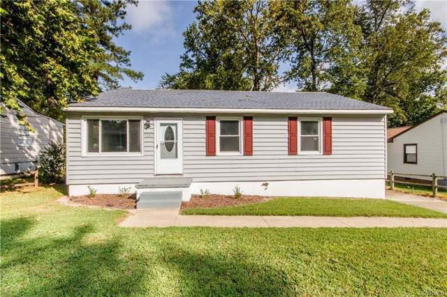 3203 Belmont Avenue, Hopewell, VA 23860 (MLS #1927885) :: EXIT First Realty