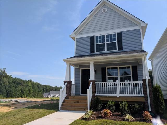 2207 Forest Court, Aylett, VA 23009 (MLS #1927908) :: The RVA Group Realty