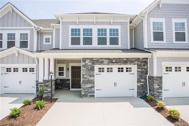 9836 Honeybee Drive, Mechanicsville, VA 23116 (MLS #1927913) :: Small & Associates