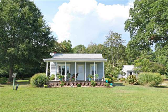 138 Cockrell Point Lane, Reedville, VA 22539 (MLS #1927946) :: Small & Associates