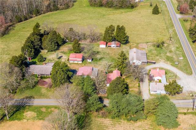 1910 Shallow Well Road, Oilville, VA 23103 (MLS #1927967) :: EXIT First Realty