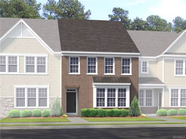 Lot 50 Argent Lane, Chesterfield, VA 23237 (MLS #1928116) :: The RVA Group Realty
