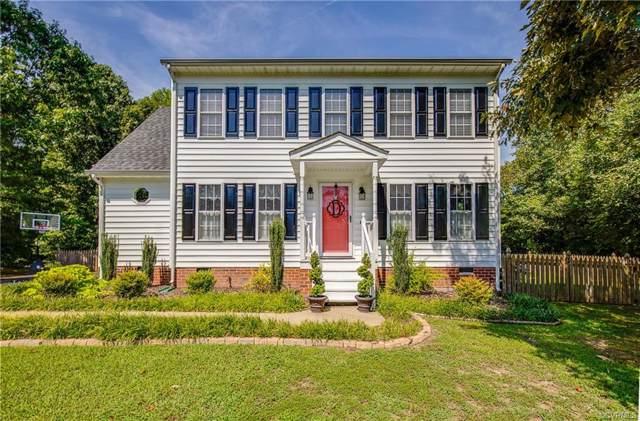 9900 Deerlake Drive, New Kent, VA 23124 (#1928209) :: Abbitt Realty Co.