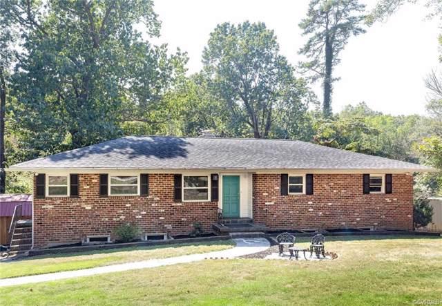 5817 Stanbrook Drive, North Chesterfield, VA 23234 (MLS #1928385) :: Small & Associates