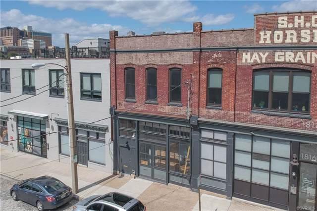 1814 E Franklin Street, Richmond, VA 23223 (MLS #1928471) :: Small & Associates