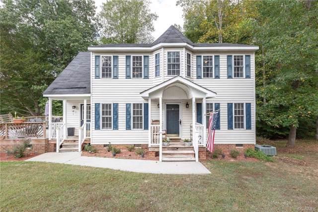 3713 E Autumn Drive, Dinwiddie, VA 23803 (MLS #1928647) :: Small & Associates