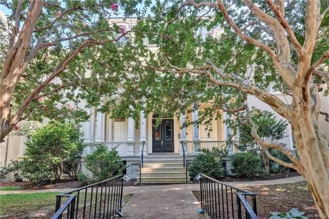 212 W Franklin Street G05, Richmond, VA 23220 (MLS #1928841) :: Small & Associates