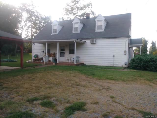 1891 Broad Street Road, Maidens, VA 23102 (MLS #1928903) :: EXIT First Realty