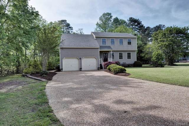 7 Hiawatha Court, Williamsburg, VA 23185 (MLS #1928925) :: The RVA Group Realty