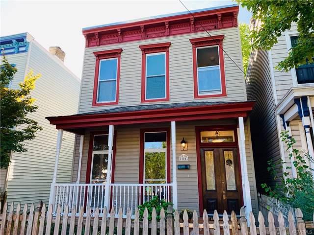 504 S Pine Street, Richmond, VA 23220 (MLS #1928927) :: Small & Associates