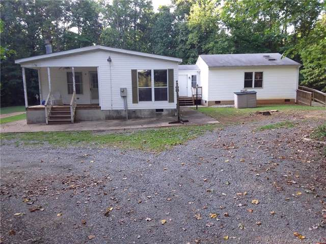 1844 Sheppard Town Road, Crozier, VA 23039 (MLS #1928941) :: EXIT First Realty
