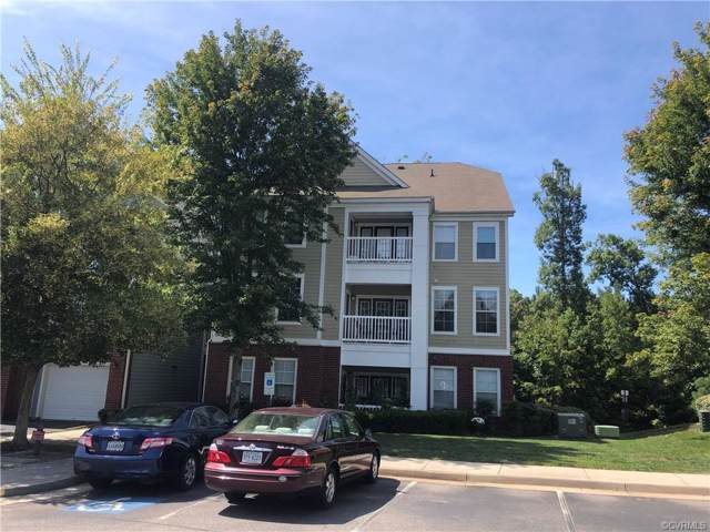 724 Bristol Village Drive B05, Midlothian, VA 23114 (MLS #1928946) :: Small & Associates