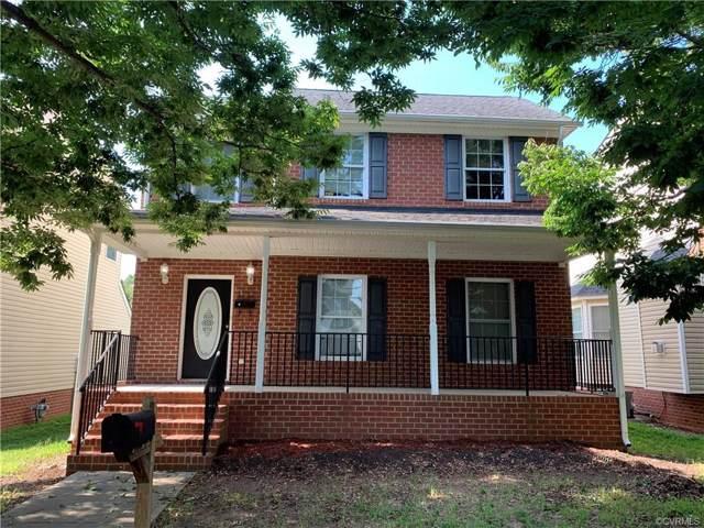 1717 Lakeview Avenue, Richmond, VA 23220 (MLS #1929134) :: Small & Associates