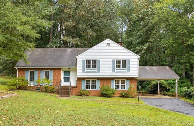609 Pocono Drive, North Chesterfield, VA 23236 (MLS #1929189) :: The Redux Group