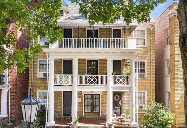3004 Monument Avenue, Richmond, VA 23221 (MLS #1929225) :: Small & Associates