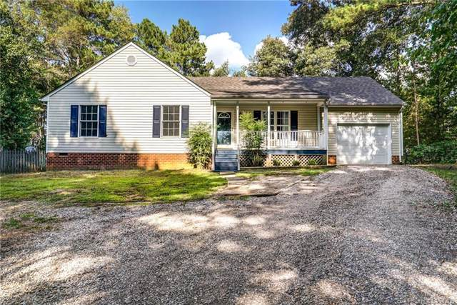 1389 Marlin Road, Goochland, VA 23063 (MLS #1929417) :: The RVA Group Realty