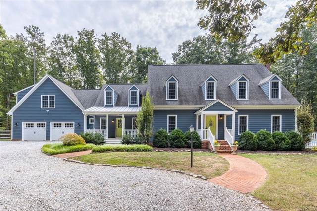 1225 The Forest, Crozier, VA 23039 (MLS #1929625) :: EXIT First Realty