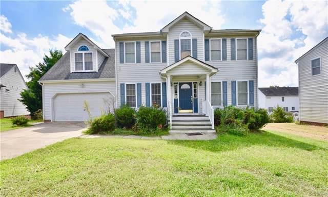 4319 Beulah Oaks Circle, Chesterfield, VA 23234 (MLS #1929731) :: Small & Associates