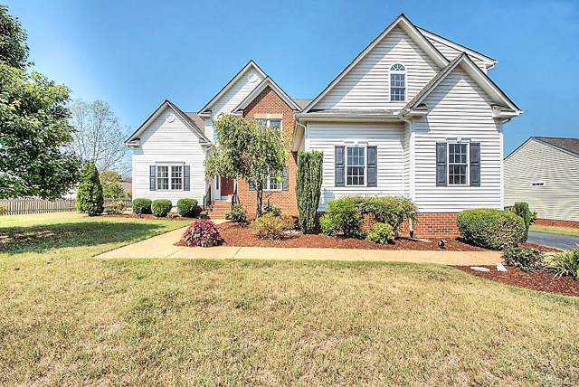 904 Newsome Court, Goochland, VA 23063 (MLS #1929743) :: The RVA Group Realty