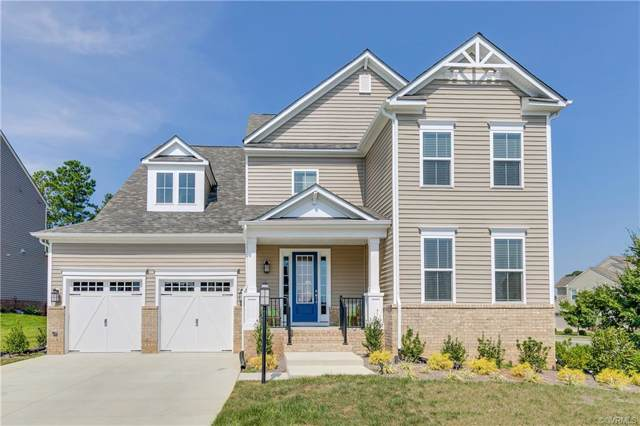 5001 Stable Ridge Place, Glen Allen, VA 23059 (MLS #1929795) :: EXIT First Realty