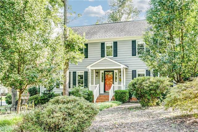 2305 Snowcrest Court, Henrico, VA 23233 (MLS #1929810) :: The RVA Group Realty