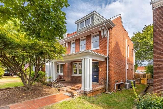 3012 W Grace Street, Richmond, VA 23221 (MLS #1929856) :: Small & Associates