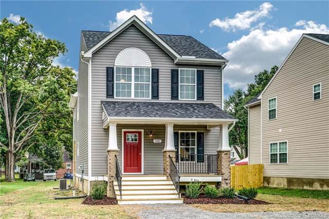7529 Landsworth Avenue, Henrico, VA 23228 (MLS #1929859) :: The RVA Group Realty