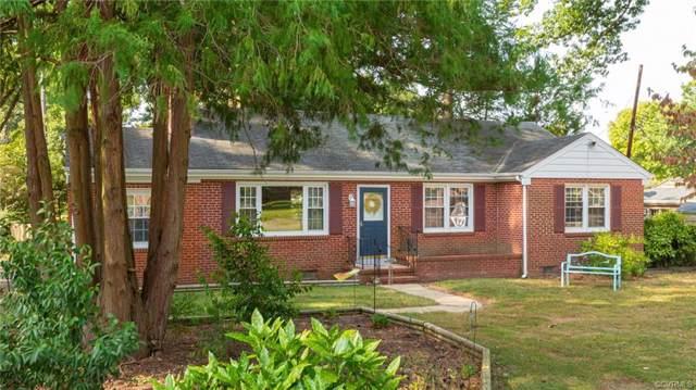 8801 Brawner Drive, Henrico, VA 23229 (MLS #1929951) :: Small & Associates