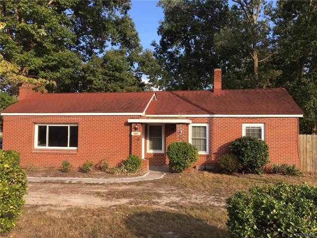 9001 Carswell Street, Chesterfield, VA 23237 (MLS #1929972) :: Small & Associates