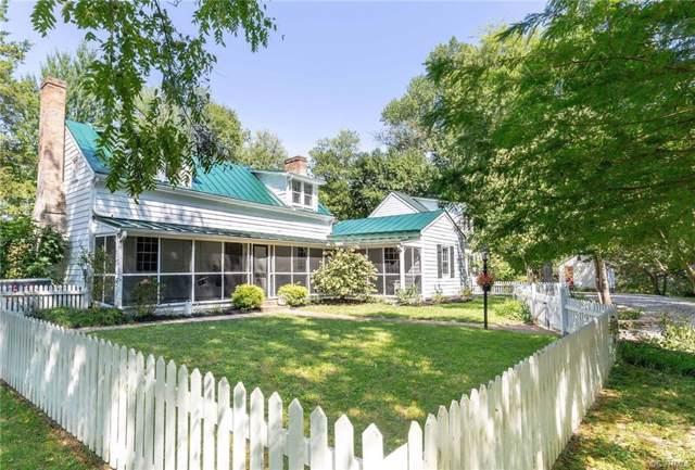 10250 Rolling Stone Lane, Mechanicsville, VA 23116 (MLS #1929977) :: EXIT First Realty