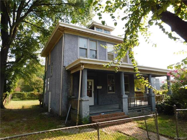 904 Burns Street, Richmond, VA 23222 (MLS #1929986) :: The RVA Group Realty