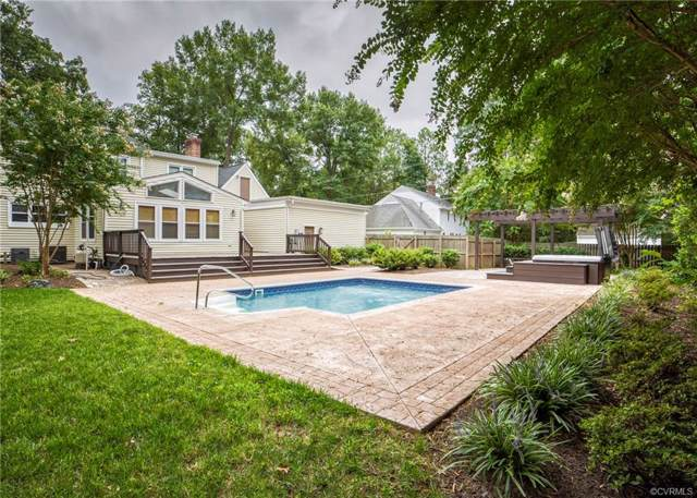 1612 Stoneycreek Drive, Henrico, VA 23238 (MLS #1929997) :: The RVA Group Realty